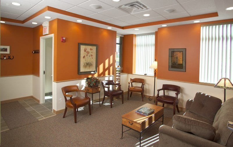 Great Bay Commons Marc Brown Waiting Room 9