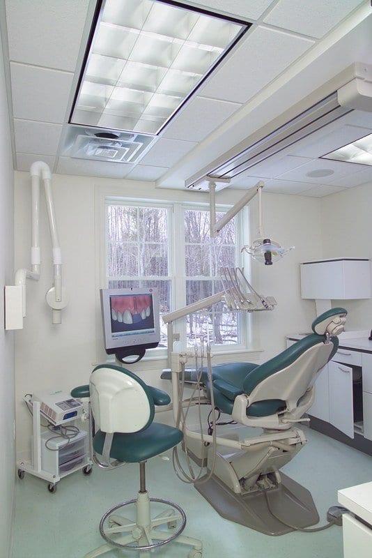 Patel Dental Hygiene Chair 8692