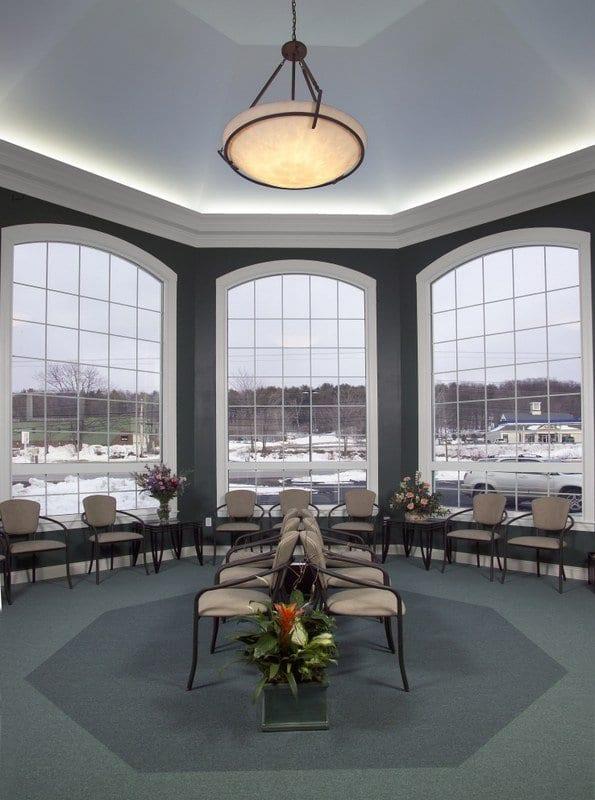 Patel Dental Waiting Room 8797