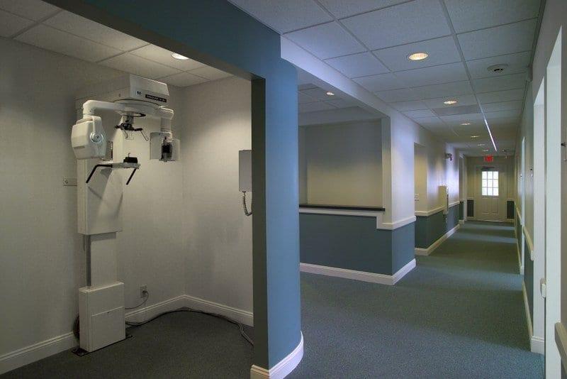 Patel Dental X ray Hallway 8704