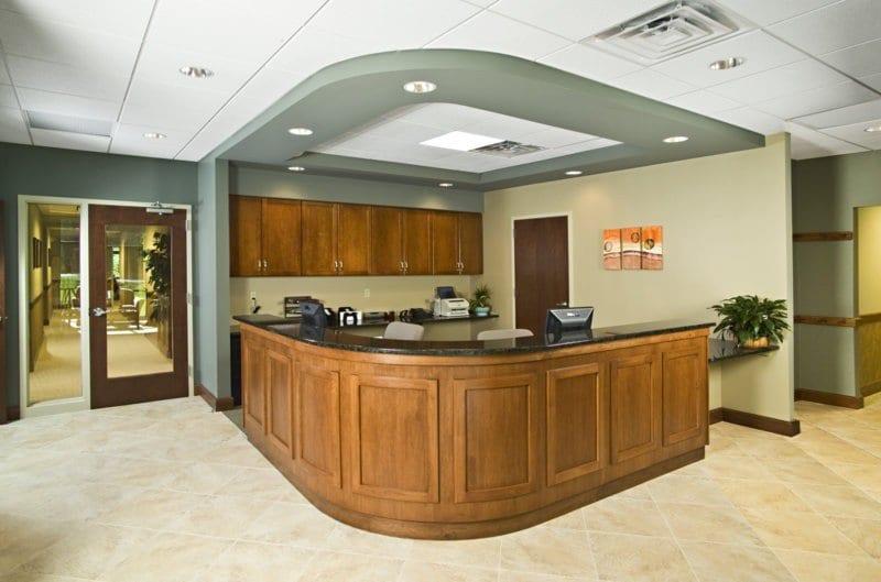 Summit Health 061 Reception lobby