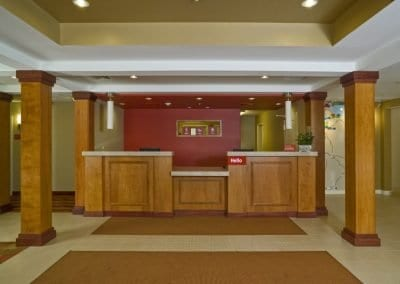 TownePlace Suites Gilford Registration 0792