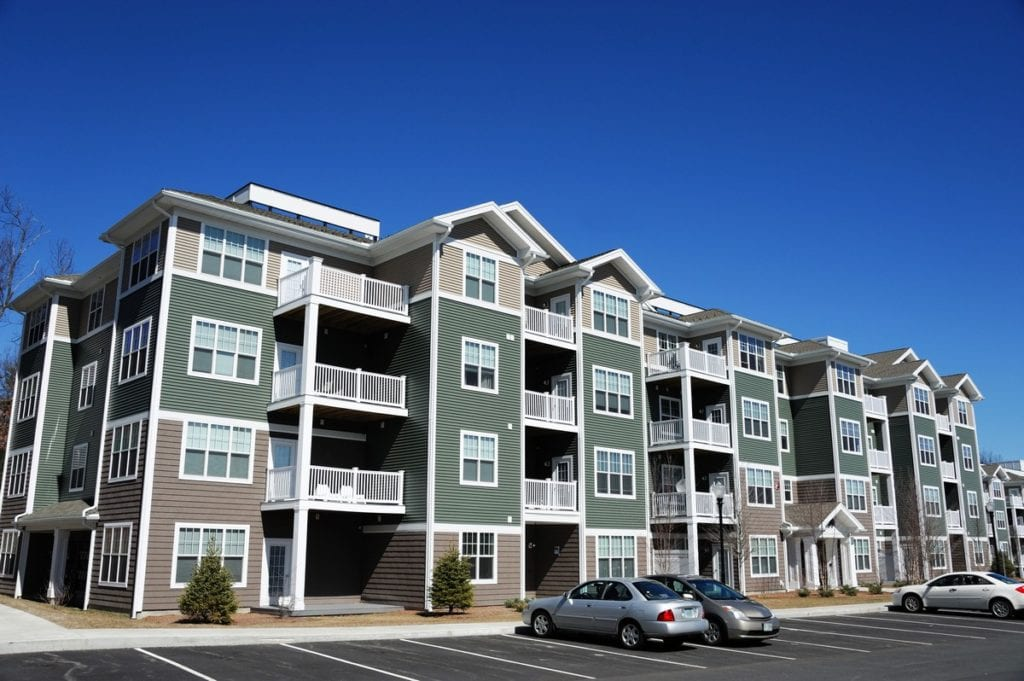 Apartment Building General Contractors NH