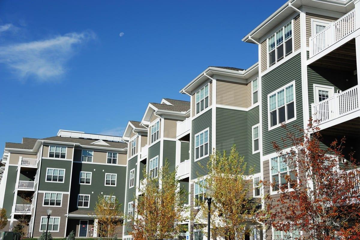Multi-Unit Apartment Building Construction NH