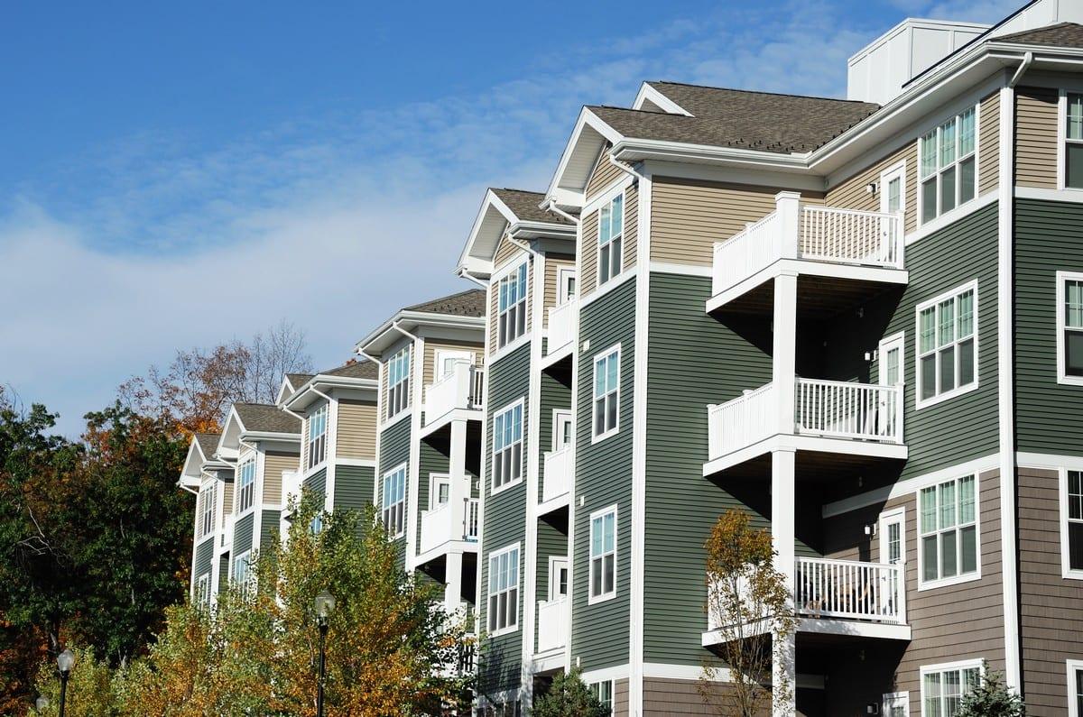 Apartment Building Design Build Boston