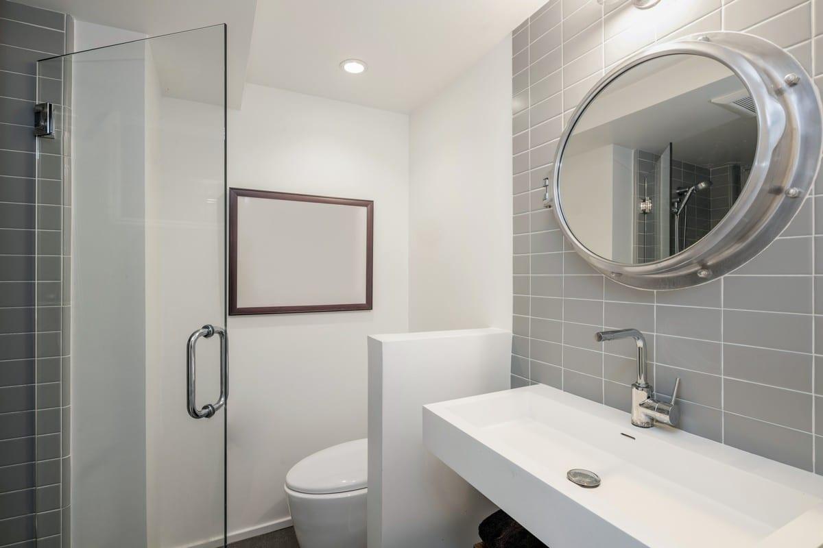 High End Bathroom Design Build Contractors Boston MA