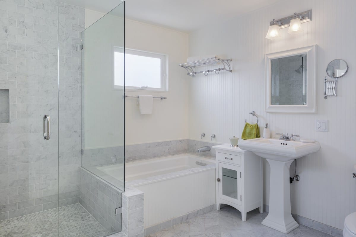 Residential Bathroom Remodeling Boston