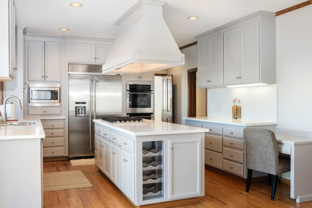Luxury Kitchen Design Build Boston MA