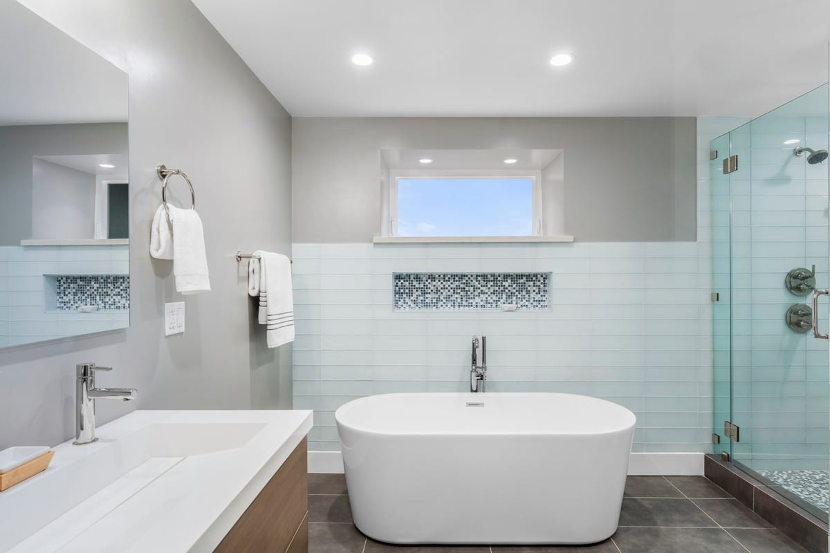 Luxury Bathroom Renovations Boston