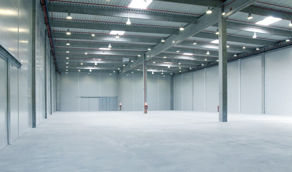 Warehouse COnstruction Contractors Boston MA