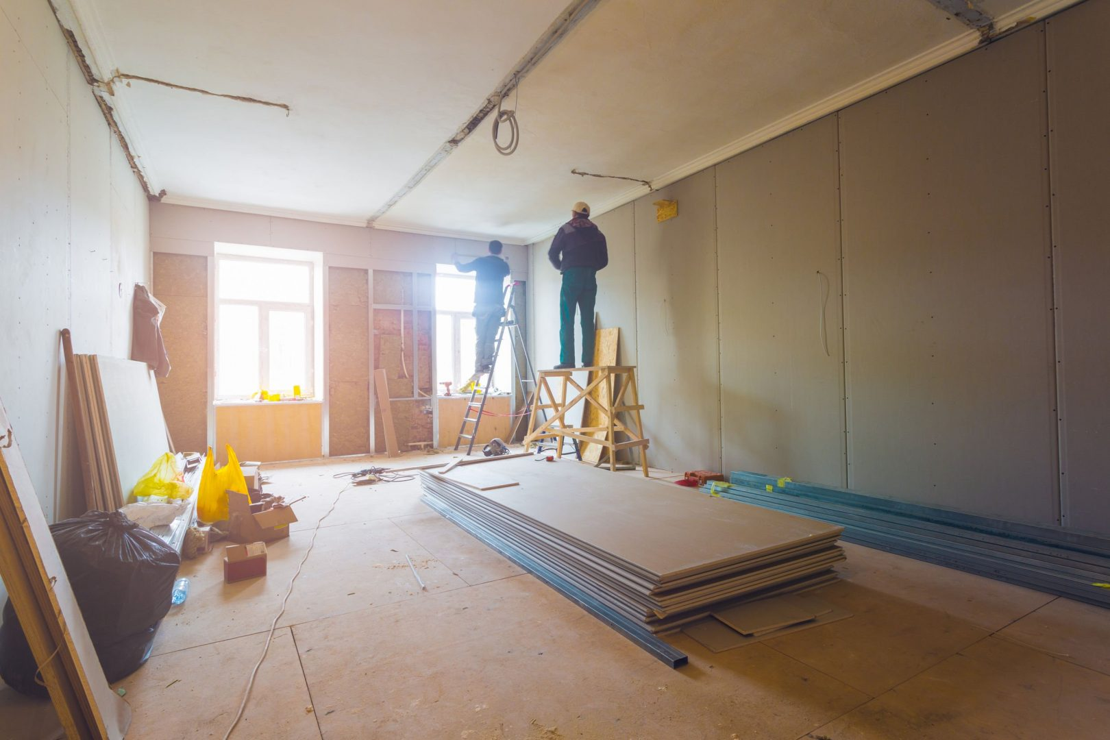 Remodeling Your Office Building